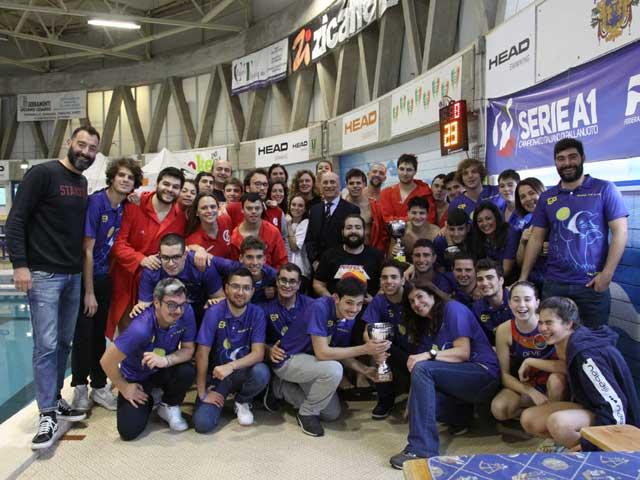 Pallanuoto ability. Ai Delfini di Palermo il 2° Trofeo Emac disputato a Rapallo